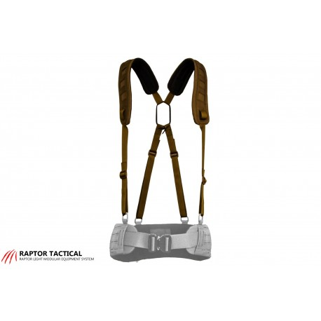 Raptor 6 X-Point Suspenders